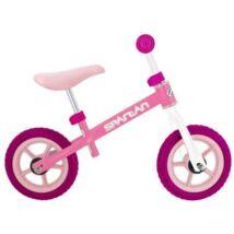 Tanuló kerékpár Pink SPARTAN RUNNING BIKE