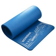 Gimnasztikai (jóga) szőnyeg 180x58x1,5 cm LIFEFIT kék