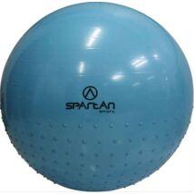 Masszázs gimnasztikai labda, 65 cm SPARTAN