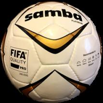 Bőr focilabda WINART SAMBA PLATINIUM FIFA