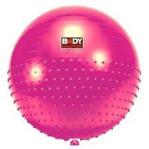 Masszázs gimnasztikai labda, 65 cm BODY SCULPTURE