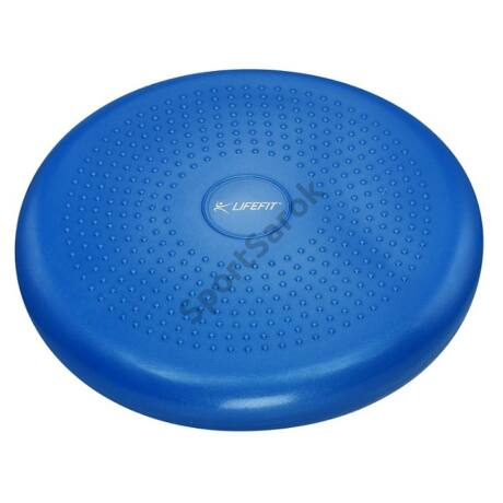 Masszázs- és egyensúlypárna LIFEFIT kék-Sportsarok