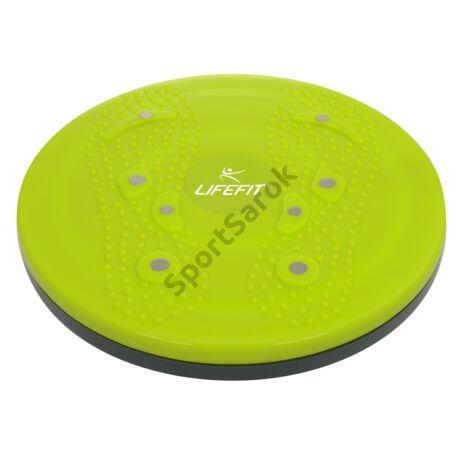 Twister korong, mágneses 25 cm LIFEFIT-Sportsarok