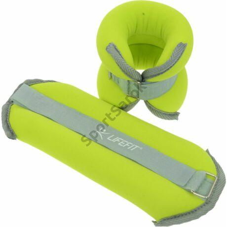 Kéz- lábsúly 2x2 kg LIFEFIT-Sportsarok