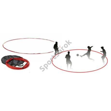 Tiki Taka passzoló gyűrű, 6 m-s TREMBLAY-Sportsarok