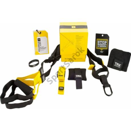 Edzőkötél / heveder TRX HOME Suspension Training Kit - Sportsarok
