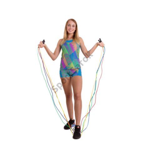 Műanyag ugrálókötél, 300 cm VINEX - SportSarok