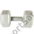 S-SPORT PVC kézisúlyzó, hatszögletű 2x4 kg