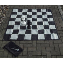 Kültéri sakktábla, nylon, 272×272 cm CHESSMASTER-Sportsarok