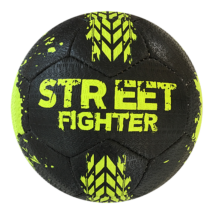 UtcaI focilabda WINART STREET FIGHTER BLACK/GREEN