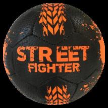 UtcaI focilabda WINART STREET FIGHTER BLACK/ORANGE