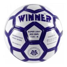 Könnyített focilabda, 4-s méret WINNER SUPER LIGHT - SportSarok