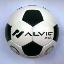 Bőr focilabda, 5-s méret ALVIC CLASSIC - SportSarok