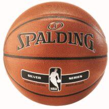Kosárlabda, 7-s méret SPALDING NBA SILVER I/O - SportSarok