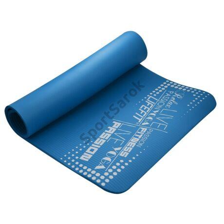 Gimnasztikai (jóga) szőnyeg 100x60x1 cm LIFEFIT JUNIOR kék-Sportsarok