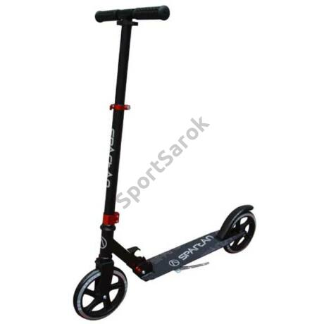Roller, fekete SPARTAN JUMBO ECONOMY-SportSarok