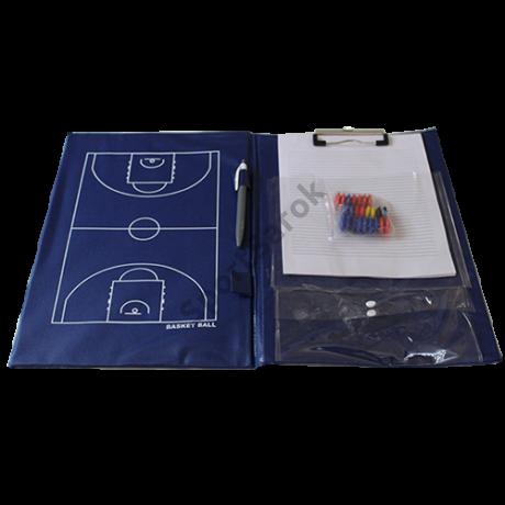 Kosárlabda edzői taktika mappa WINART-Sportsarok