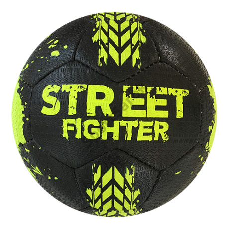 UtcaI focilabda WINART STREET FIGHTER BLACK/GREEN - SportSarok