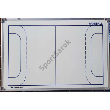 Taktikai tábla kézilabdázáshoz, 90×60 cm-s WINART - SportSarok
