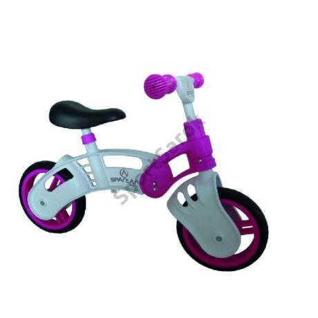Tanuló kerékpár SPARTAN LUPO PINK - SportSarok