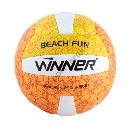 Strandröplabda WINNER BEACH FUN ORANGE - SportSarok