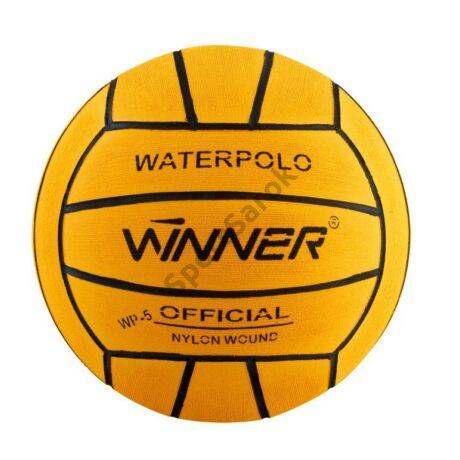 Vízilabda, 5-s méret, sárga WINNER WP-5 - SportSarok