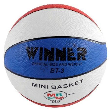 Kosárlabda, 3-as méret WINNER TRICOLOR - SportSarok