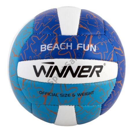 Strandröplabda WINNER BEACH FUN BLUE - SportSarok
